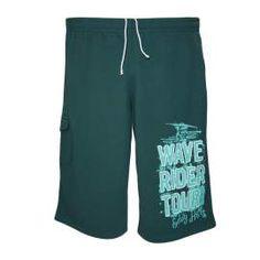 WAVE mélyzöld bermuda Trunks, Waves, Swimming, Swimwear, Fashion, Drift Wood, Swim, Bathing Suits, Moda