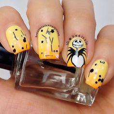 Love ... Nail Art Design