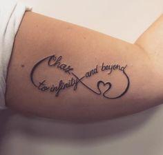 Unique Infinity Tattoo, Small Name Tattoo, Infinity Tattoo Family, Heart With Infinity Tattoo, Name Tattoos On Wrist, Infinity Tattoo Designs, Infinity Tattoos, Small Wrist Tattoos, Word Tattoos