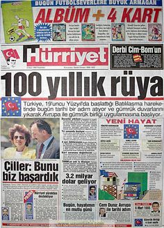 Newspaper Archives, Once Upon A Time, Martini, Nostalgia, History, Life, Istanbul, Historia, History Activities