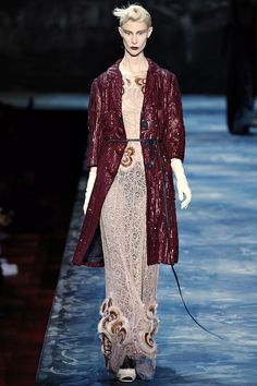 Color Inspirations in Fashion. Marc Jacobs Fall 2015 RTW.