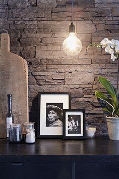 Beautiful stone wall   #stone #design #architecture