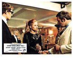 A Year of Spy Films 352/365 When Eight Bells Toll (1971 United Kingdom) The International Spy Film Guide Score: 9/10  #isfg #spyfilmguide #alaistairmaclean #anthonyhopkins #nathaliedelon #spymovie #spyfilm #walterstott https://www.kisskisskillkillarchive.com