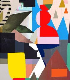 "Saatchi Art Artist William LaChance; Painting, ""Swiss Miss"" #art"
