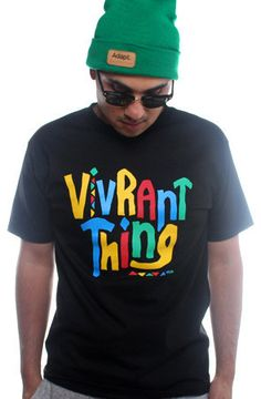 The Vivrant Thing Tee by Adapt. I kinda want this, all jokes aside