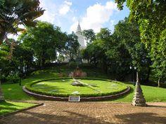 Wat Phnom,Cambodia.