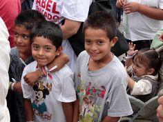 Está en los niños nuestra principal inspiración porque hoy la población joven y que representa la niñez de México es verdaderamente significativa dentro de la población total de México, 29 por ciento de nuestra población son niños entre 0 y 14 años de edad, lo que se traduce en casi 33 millones de niños en este segmento de edad.