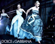 Dolce & Gabbana Fall 2008