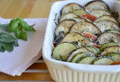 Zöldfűszeres rakott zöldség