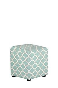 CUBE MOROCCAN - I cant get enough of this print - cube ottomans are so handy to have dotted around the house - especially when extra guests arrive! Large Furniture, New Furniture, Outdoor Furniture, Outdoor Decor, Home Decor Online, Home Decor Shops, Mr Price Home, Extra Seating, Foot Rest