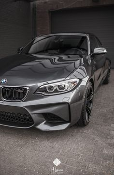 M2 going stealth mode: wearing the Mineral Grey dress - BMW M2 Forum