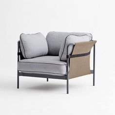 Shop Designstuff online for a wide range of high quality Scandanavian design, including this contemporary sofa two seater by HAY.