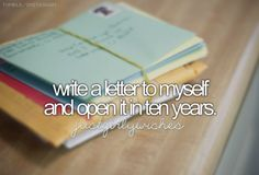 I want to do this..write what I know and have learned about love, patience, and my perspective of living life.