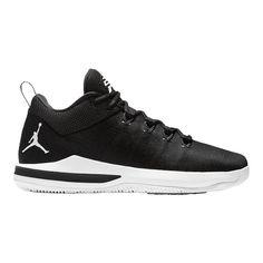reputable site 5f9cf 365f1 Nike Men s Jordan CP3.X AE Basketball Shoes - Black Sail