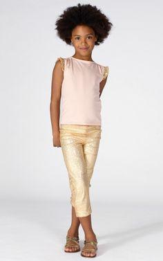 Marie-Chantal Spring/Summer 2014 Trunkshow Look 13 on Moda Operandi