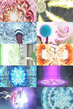 Magic Circles from Fairy Tail