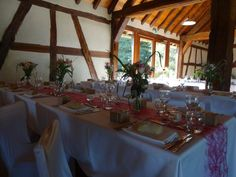 Table mariage couleur