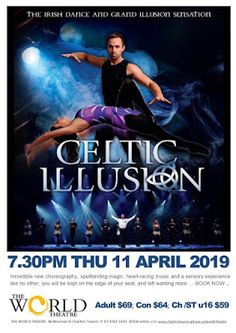After a sell-out 2017 & 2018 season, 2019 brings to Qld Celtic Illusion - the biggest dance and magical illusion sensation that has been tak. World Theatre, Lord Of The Dance, Night Show, Irish Dance, Online Tickets, Upcoming Events, First Night, Towers, Mind Blown