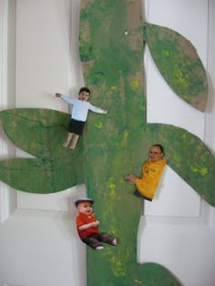 Jack in The Beanstalk Craft - No Time For Flash Cards