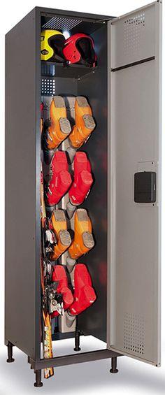 Fuchs Technik - Ski & Sport lockers http://www.fuchs-technik.com/fuchs/products/sportdepot-bootdryer/ski-sport-lockers/?L=2