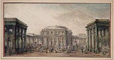 Lieux et monuments disparus de Paris: Le Colisée (Actuel quartier des Champs Elysées)
