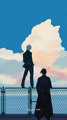Anime Manga, Anime Guys, Anime Art, Anime Wallpaper Phone, Scenery Wallpaper, Anime Scenery, Animes Wallpapers, Aesthetic Anime, Aesthetic Wallpapers
