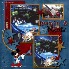 Rock n Roller Coaster Starring Aerosmith - Page 2 - MouseScrappers.com