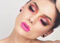 【ρinterest: LizSanez✫☽】 Linda Hallberg Makeup - Radioactive 2