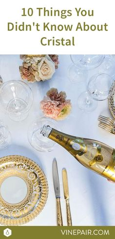 Cristal is one of the world's most famous Champagnes. Here are 10 things you need to know about Cristal Champagne, from cost to controversy.