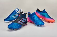 Blue Blast is out now! Shop: http://www.soccerpro.com/Adidas-Soccer-Cleats-c310/