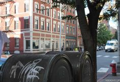 Hoboken Mailbox Graffiti