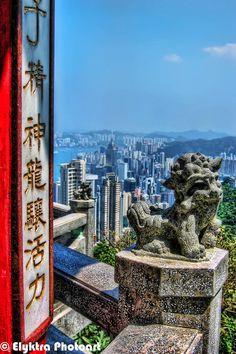 Hong Kong - view from the Peak Beautiful shot Beautiful Sites, Beautiful Places To Visit, Beautiful World, Beijing, Shanghai, China Hong Kong, China Travel, Old Photos, Macau
