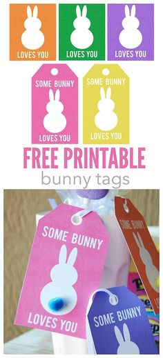 22 FREE Printables for Easter from Toby & Roo parenting and lifestyle blog.