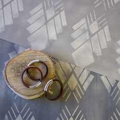 Deco Diamond Stencil from Royal Design Studio