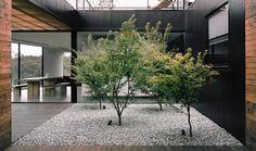Nice internal courtyard