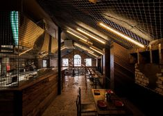 Rustic Atmospheric Bars Image 9