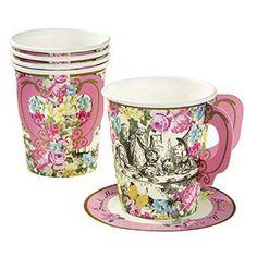 Alice in Wonderland Tea Party Sources   Halfpint Design