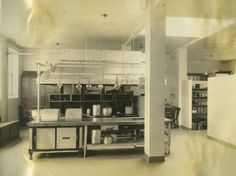 Vintage Lancaster General Health Photo of the Week: This picture shows the Main Kitchen Service Building at Lancaster General Hospital back in 1951. It is quite different from today's kitchen, which is much larger and used to prepare hundreds of meals every day for our patients, visitors and employees.