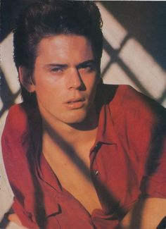 C. Thomas Howell | THOMAS TOMMY HOWELL pinup - NIGHT OF THE WOLF ASKARI - ZTAMS