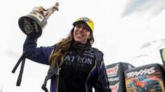 espnW -- Funny Car driver Alexis DeJoria off to fast start with two wins