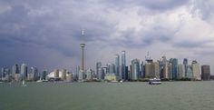 Toronto, Canada. Skyline