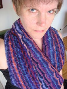 Ravelry: Stefanotis' Song of the Sunset Sea KAL