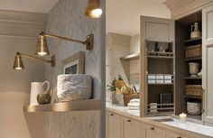 Utility Room Ideas For Dreamy Chore Time with Sophie Paterson – LuxDeco Small Utility Room, Utility Room Designs, Utility Closet, Laundry Closet, Laundry Rooms, Laundry Room Inspiration, Small Pantry, Laundry Room Design, Room Doors