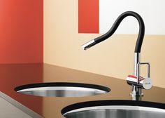 Armaturen und Spülbecken | Piatti Küchen Sink, Home Decor, Water Tap, Taps, Full Bath, Sink Tops, Vessel Sink, Decoration Home, Room Decor