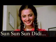 Khubsoorat - Sun Sun Sun Didi Tere Liye Ek Rishta Aaya Hai - Asha Bhonsle - YouTube