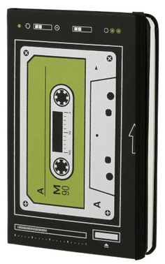 Moleskine Limited Edition Audio Cassette Pocket Plain 5.5x3.5