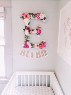 Children's Initial Decor