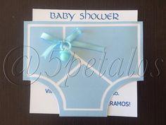 Invitaciones con estilo  #babyshower