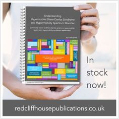 Book overview provided by Redcliff House Publications Whether you are newly diagnosed, or a patient or healthcare professional this ground breaking book, reviewed by leading experts and reflecting the most up to date knowledge from the EDS International Classification 2017, brings together all the information you most want to know about the newly classified 'hypermobile Ehlers-Danlos syndrome' [...]