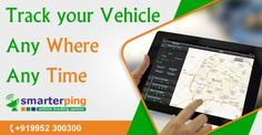 Track your vehicle any where any time. For more details Mail to: info@sathyainfo.com  #fleettracking #gpstracking #sathyainfo #smarterping http://sathyainfo.com/smarterping.html